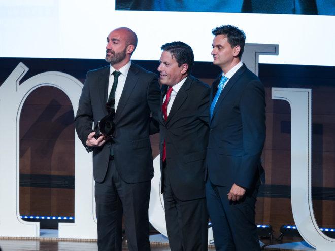 Gala de entrega de los XIX Premios Empresariales San Juan de FEDA - www.lacerca.com
